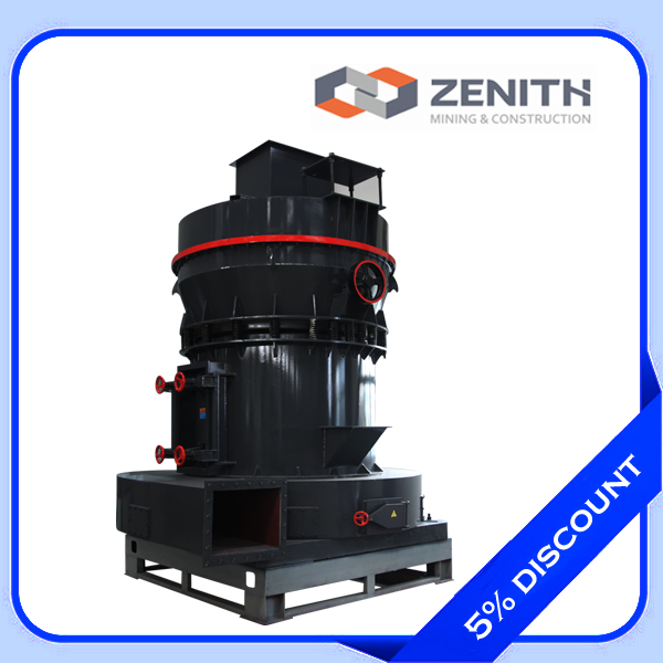 Outlet size:30-350 mm bentonite grinding machine