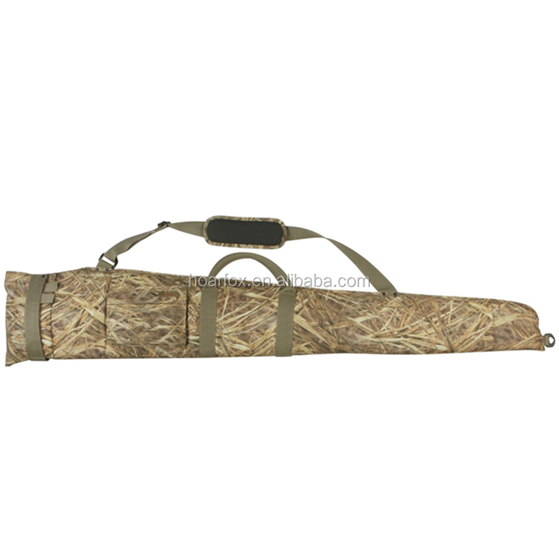 "52"" Shotgun Case Nylon Camo gun bag"