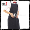 Brand new personalized logo printed aprons with great price