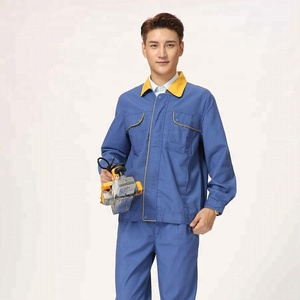 China manufacture reflective working overall uniforms for engineer