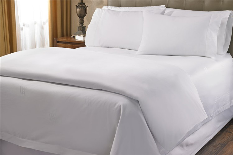 top grade 100 cotton hotel bed linen white hotel linen buy hotel bed linen 100 cotton hotel. Black Bedroom Furniture Sets. Home Design Ideas