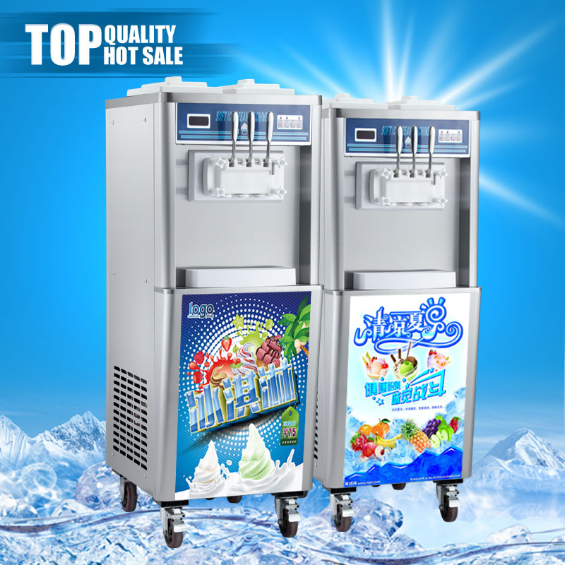 High quality china wholesale ice cream machinery trader