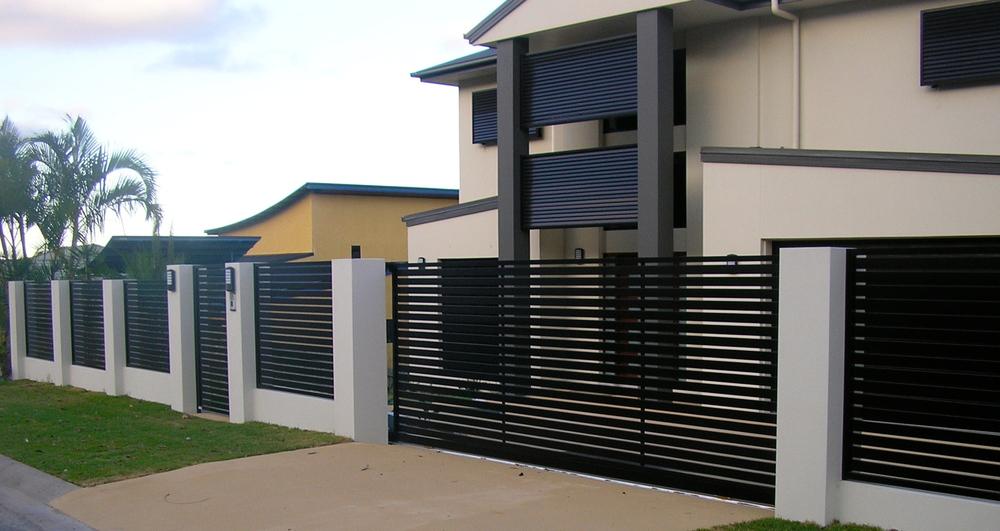 Aluminium Home Sliding Gate Designs for Homes, View Sliding Gate ...