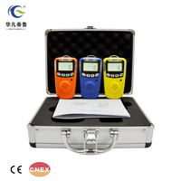 ATEX CE Portable oxygen concentration detector o2 gas analyzer