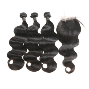 8A Brazilian Body Wave 360 Lace Frontals With Baby Hair