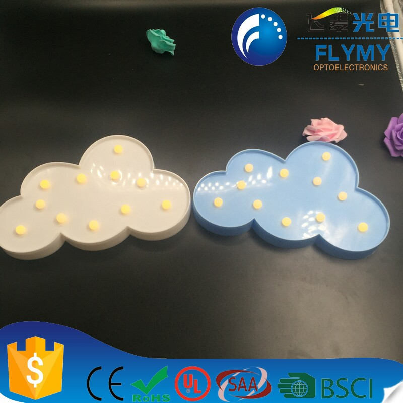 Hot Sale on Alibaba LED Night Light Multi Shape Light Up Night Light Led Marquee Sign