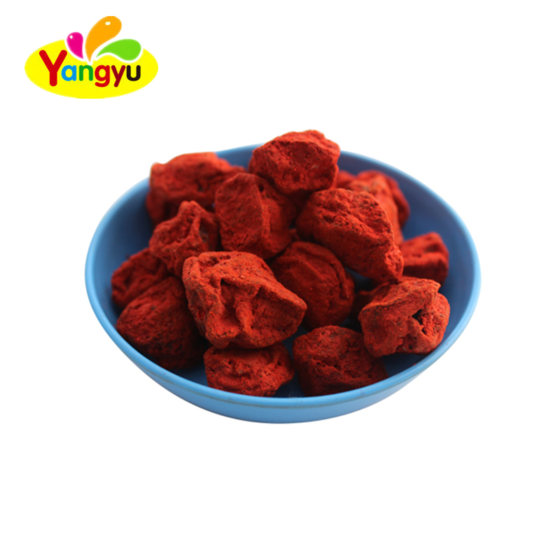 Chinese Delicious Preserved Dry Fruit Big Dried Red Plum for Asia Mid-east market
