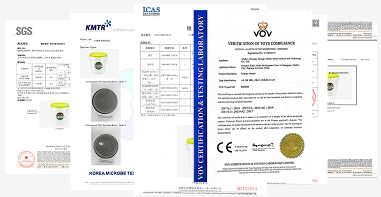 New Product 10 L Rapid Fermentation Equipment Bucket