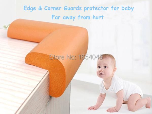 Get Quotations · 8pcs/lot Baby Care Desk Cabinet Edge Corner Protector, Eco  NBR Kids Safe Guard