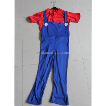 tv and movie adult super mario costume men  sc 1 st  Alibaba & Tv And Movie Adult Super Mario Costume Men - Buy Costume MenParty ...