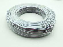 5 pin Tinned Copper Cable, PVC Insulated Wire Electrical Wire For LED RGBW Strip Extension,1 meter/lot