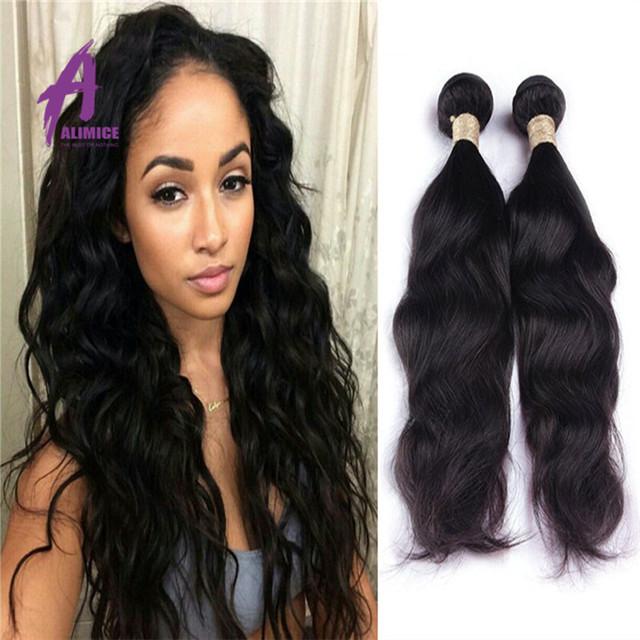 Wholesale 4 Pc Water Wave Virgin Peruvian Hair Bundles With Closure,4 Bundles And Closure,Natural Weave Bundles With Closure