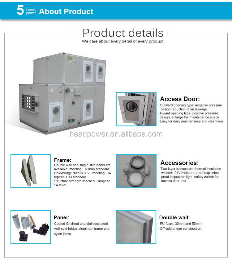 ZK series Head Power Brand assemble air handler - Coowor com