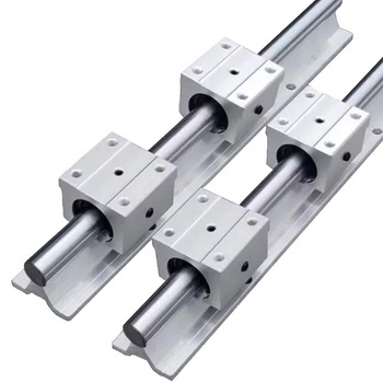 SBR Other model and Bearing Steel aluminum Material motion ball slide linear guide rail SBR 12UU
