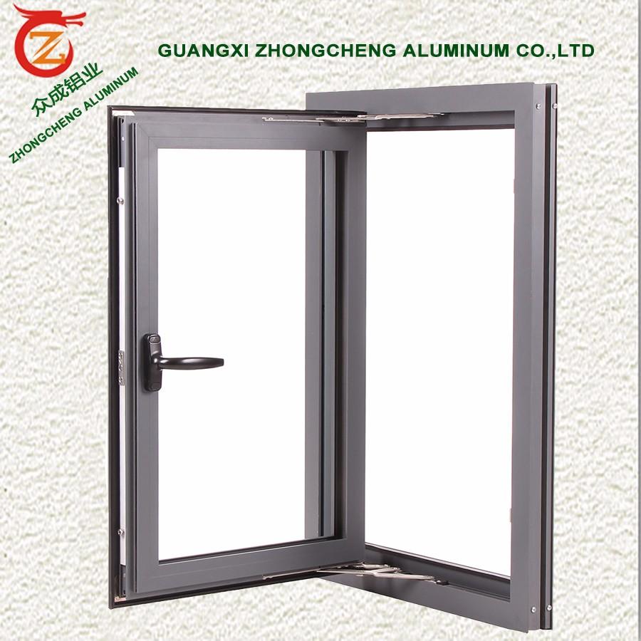 China manufacturer cheap aluminium glass casement window for Buy casement windows