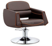 Factory salon chair suppliers / salon chair suppliers footrest hairdressing haircut chair / wholesale beauty salon furniture