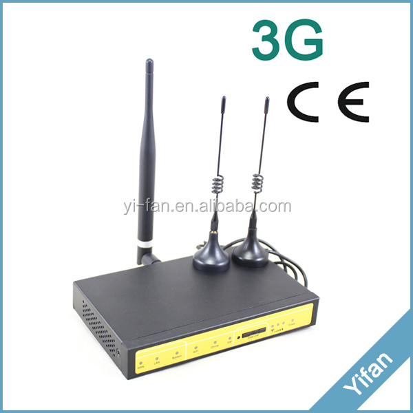 F3426 hot sale cellular 3g router support umts gprs gsm ethernet to serial modbus