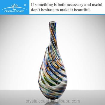 Murano Color Vase Types Of Glass Vases For Flower Buy Types Of