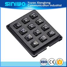 New design high quality wireless gsm alarm system touch smart lock digital low price russian keypad