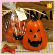 Popular Halloween tealight candles with pumpkin CC170038
