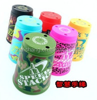 American Fashionable First Rate High Quality food grade speed stacks Bpa free
