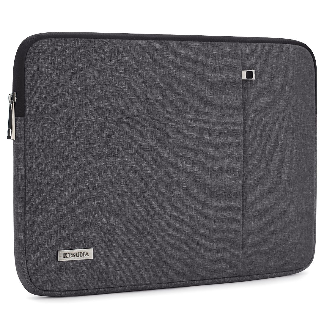 """KIZUNA 10 inch Laptop Sleeve case Water Resistant Tablet Handle Bag for 10.5 inch iPad Pro / 2017 New 9.7 inch iPad / 9.7 inch iPad Pro / 10.1"""" Lenovo Yoga Tab 3 Tablet / 10.1"""" Lenovo YOGA BOOK, Black"""