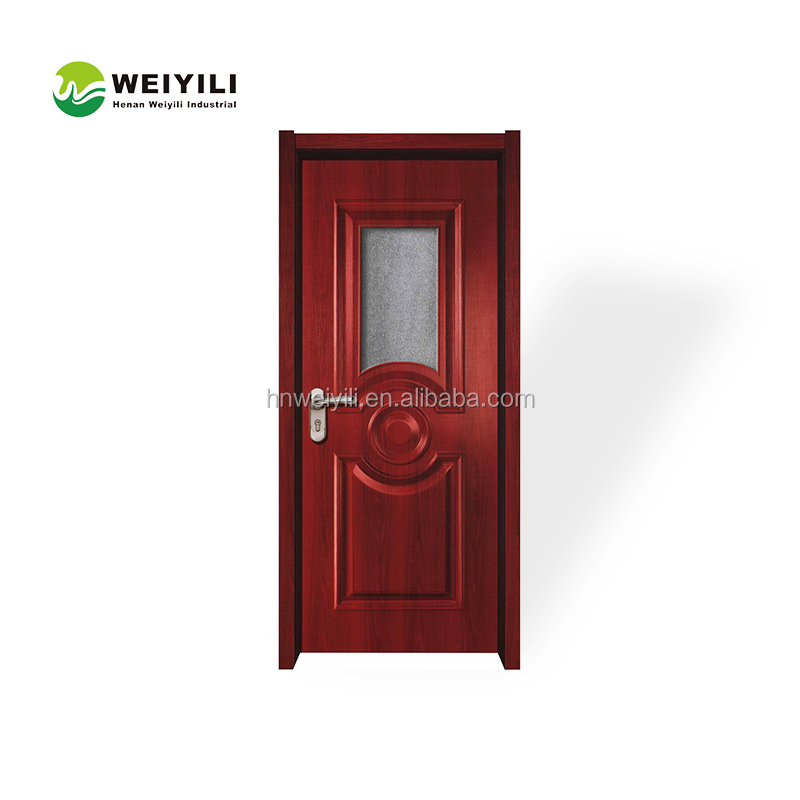 Wooden Fire Rated Door Made in China