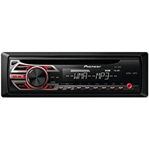 PIONEER DEH-150MP Single-DIN In-Dash CD Receiver