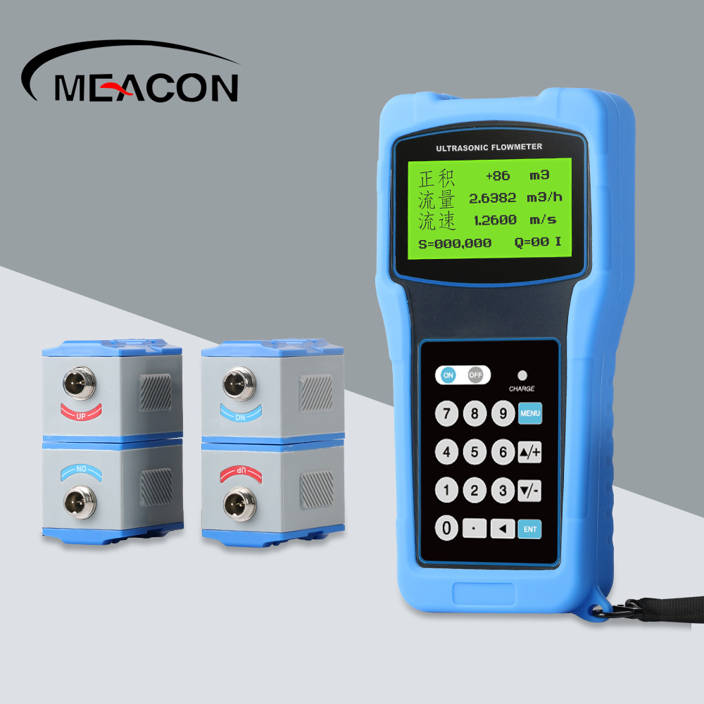 Low cost ultrasonic flow meter portable ultrasonic water sensor with high quality