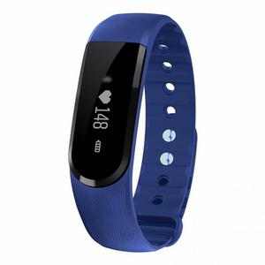 New ID101 Smart Bracelet BT4.0 Heart Rate Monitor Smart Band Pulse Sports Fitness Activity Tracker Wristband For Android IOS