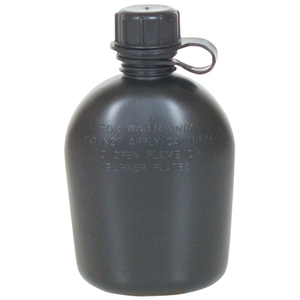 Tactical Hiking Water Bottle 1 Qt. Canteen