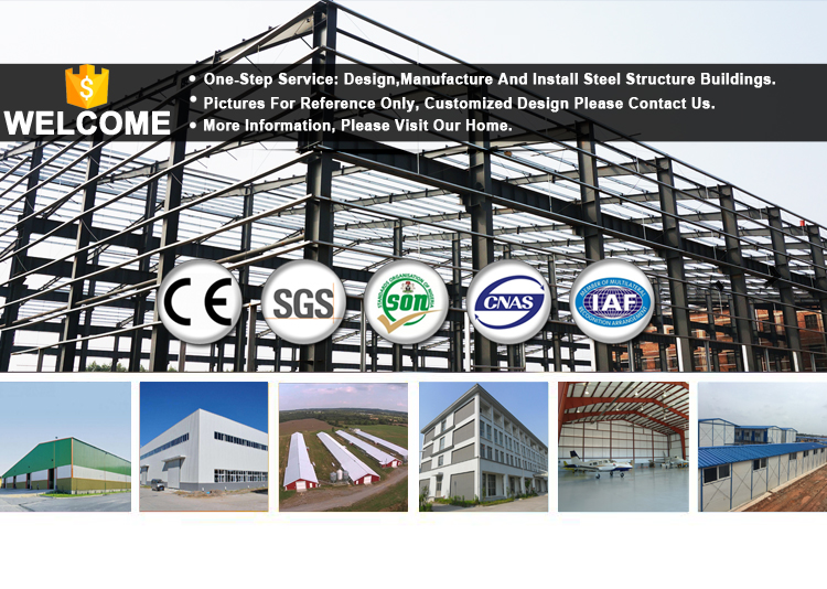 Workshop Design Layout Steel Structure Prefabricated Cheap Steel Frame Workshop