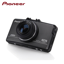 Pioneer 100% Original <span class=keywords><strong>GPS</strong></span> 150 도 1080 P 밤 Vision Dash 카메라 차 <span class=keywords><strong>DVR</strong></span> DASH 캠 <span class=keywords><strong>HD</strong></span>