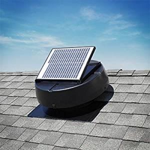 Sunfan Solar Ed Attic Fan 10w