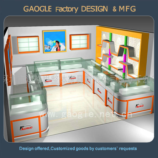 High quality display interior design ideas jewellery shops