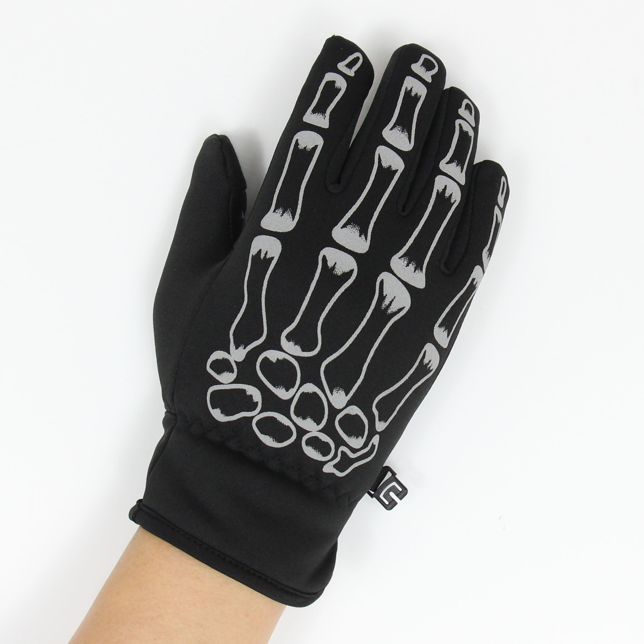 Wholesale custom logo outdoor touch screen running gloves