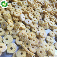Wholesale Bulk Fresh Sweet Sliced IQF Frozen Pineapple