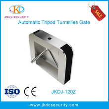 Fingerprint and RFID Newest tripod turnstiles/gate access control turnstile system manufacturer