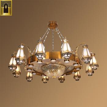 Custom Printed Size Whole Gl Chandelier Lighting Turkish Mosaic Lamp Exquisite Acrylic Handmade Moroccan