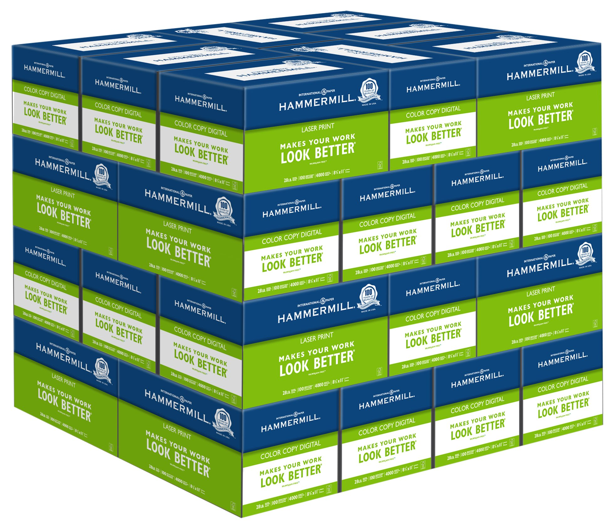 hammermill copy paper Find product information, ratings and reviews for hammermill® copy paper, 100 brightness, 32lb, 8-1/2 x 11, photo white, 500/ream online on targetcom.