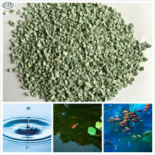 Natural pure zeolites as filter media in water and wastewater treatment