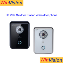 VTO6210B/BW dahua smart doorbell IP Villa Outdoor Station skype intercom camera