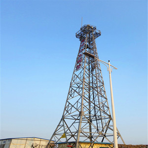 High-quality Steel Lattice Guard Tower Design