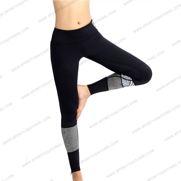 Wholesale good quality customized color unbranded fitness clothing