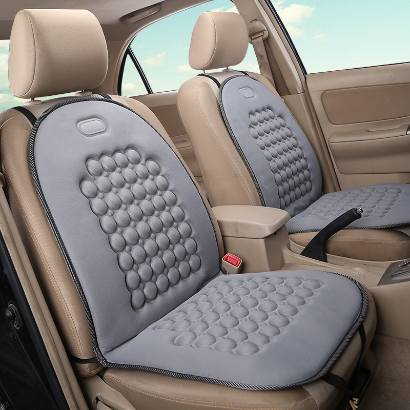 ZD-B-059 best massage sponge for auto seat car sheet cover online shopping front and back