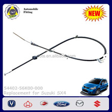Car Accessories 54402-56K00-000 LH Parking Brake Cable for Suzuki SX4