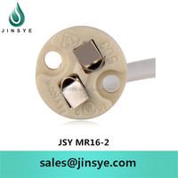 ceramic halogen mr16 lamp base