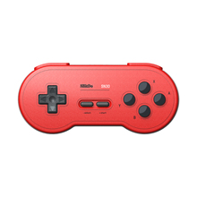 2019 Merah Wireless SN30 Game Controller Gamepad Bt <span class=keywords><strong>Joystick</strong></span> dengan Adaptor