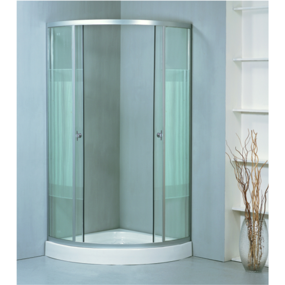 D Shaped Shower Enclosures, D Shaped Shower Enclosures Suppliers and ...