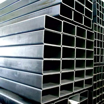 Galvanized square & rectangular pipe for structural